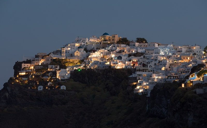Imerovigli, best area to stay in Santorini