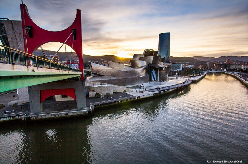 Indautxu, best area to stay in Bilbao