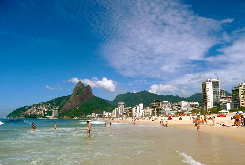 Ipanema, best area to stay in Rio