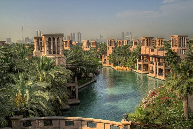 Jumeirah, best area to stay in Dubai