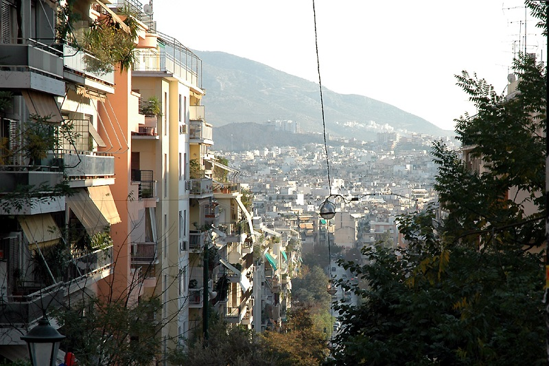 Kolonaki, best area to stay in Athens