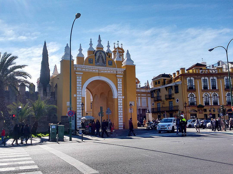 La Macarena, best area to stay in Seville
