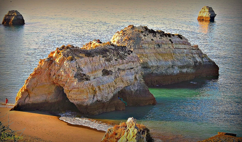 Portimao, best area to stay in Algarve