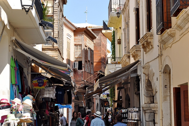 Rethymnon, best area to stay in Crete