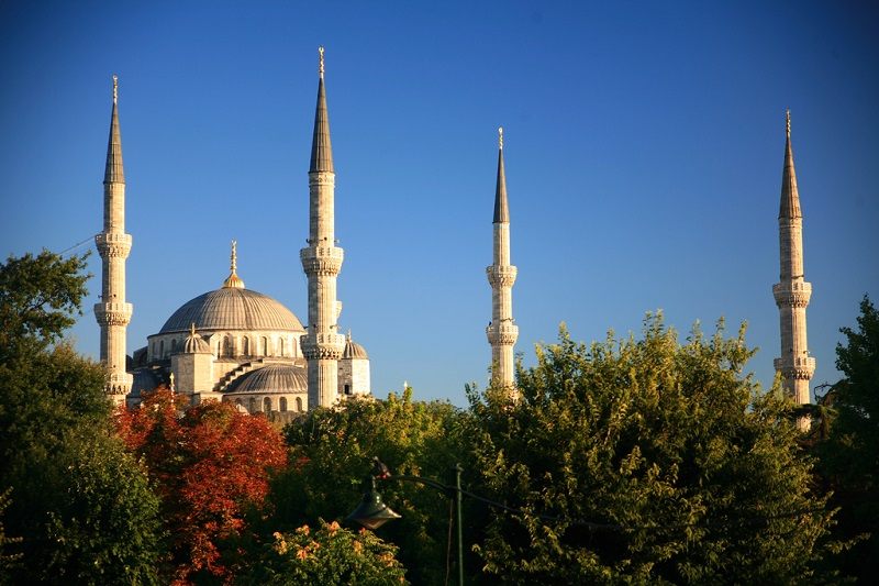 Sultanahmet, best area to stay in Istanbul