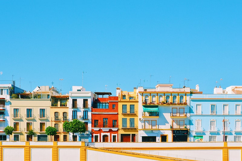 Triana, best area to stay in Seville