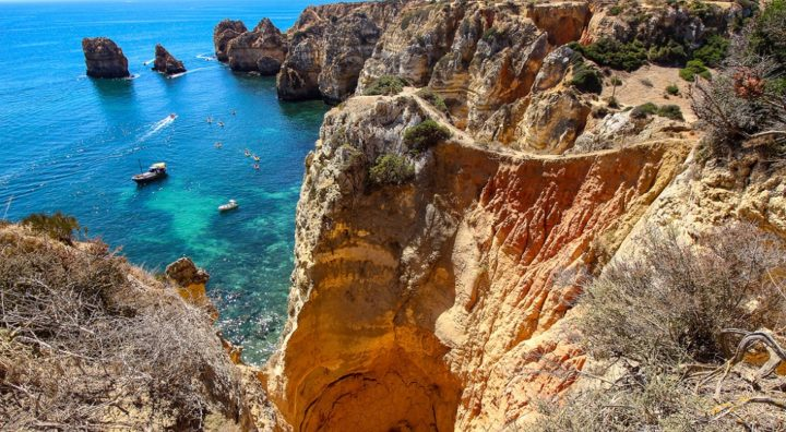 The best area to stay in Algarve