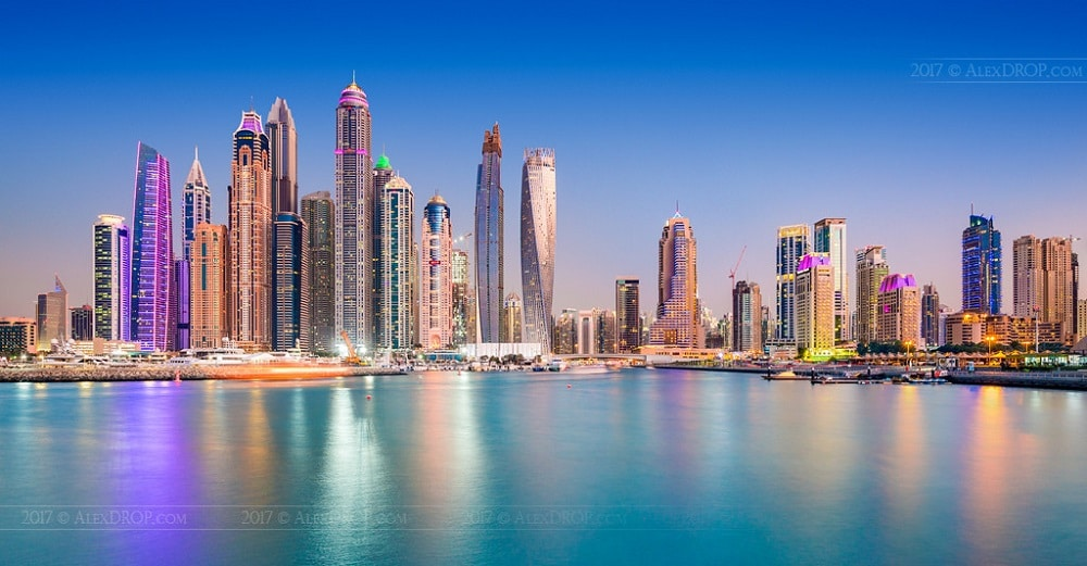The best area to stay in Dubai