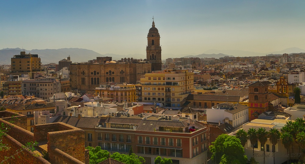 The best area to stay in Málaga