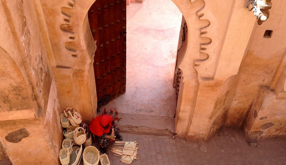 The best area to stay in Marrakesh