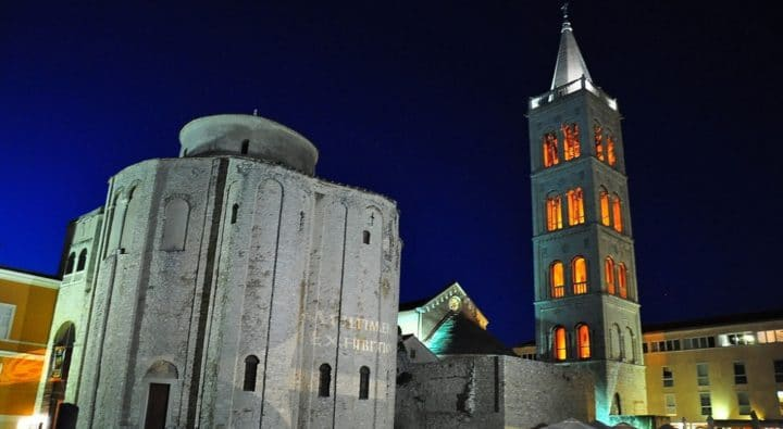 The best area to stay in Zadar