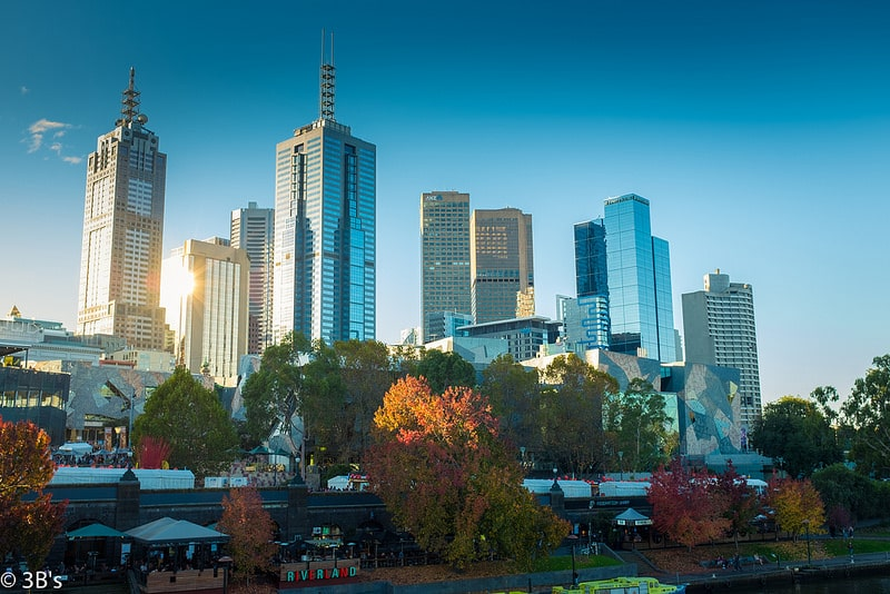 CBD, best area to stay in Melbourne