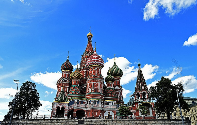 Kremlin, best area to stay in Moscow