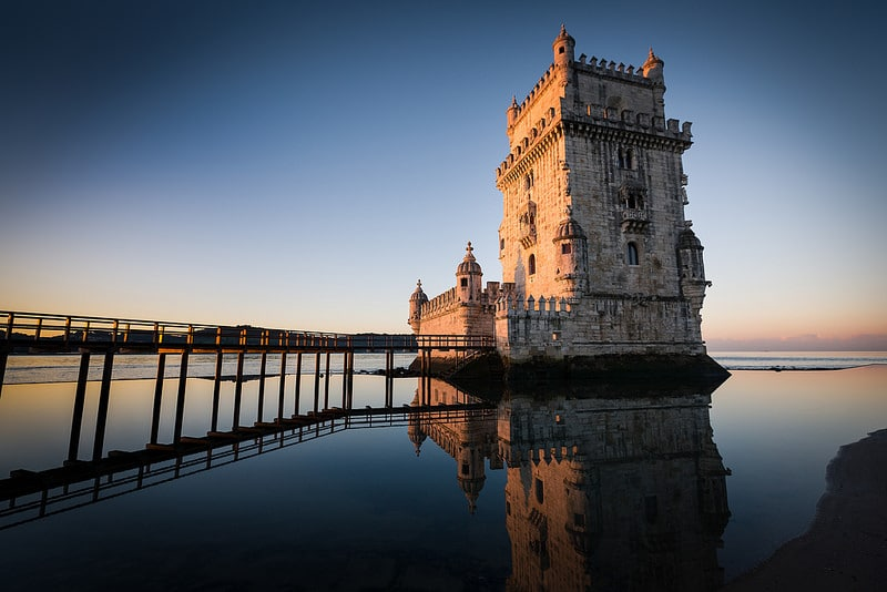 Lisboa Card, Belem tower