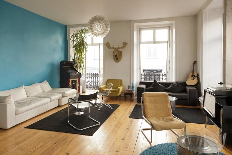 Lisbon Lounge Hostel, best hostels in Lisbon