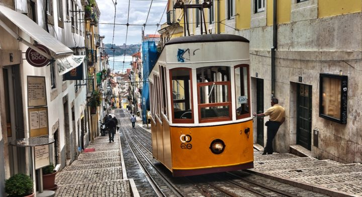 Transport in Lisbon: How to get around Lisbon?