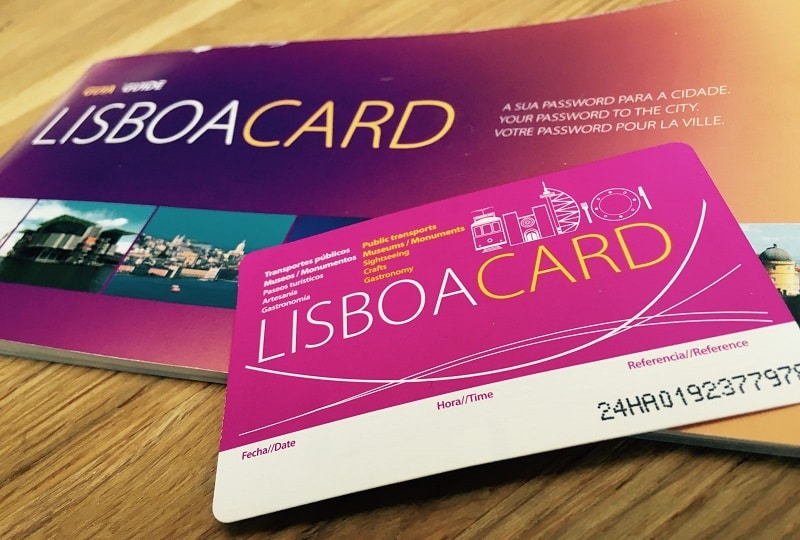 Review Lisboa Card
