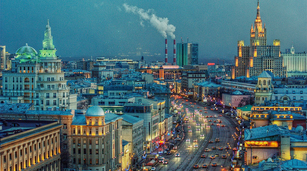 The best area to stay in Moscow