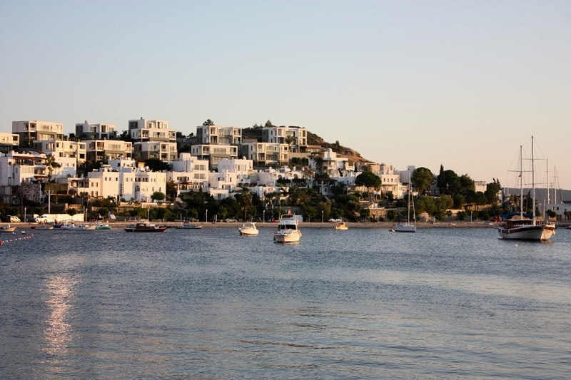 Surroundings, best area to stay in Bodrum