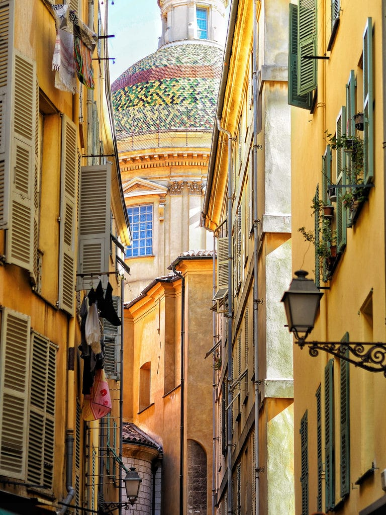 Vieux-Nice, best area to stay in Nice
