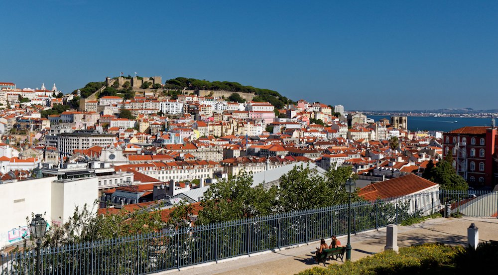 Spend a weekend in Lisbon