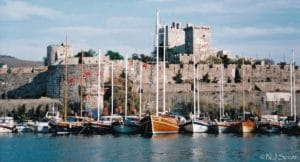 Where to stay in Bodrum ?