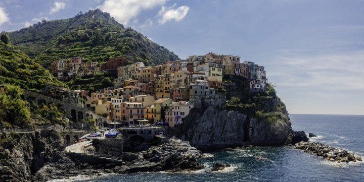 The best area to stay in Cinque Terre