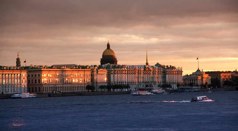 The best area to stay in Saint Petersburg
