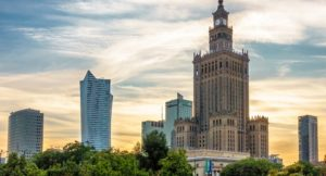 The best area to stay in Warsaw