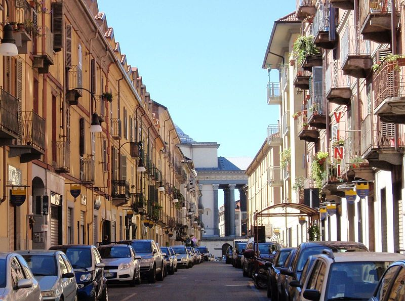Borgo Po, best area to stay in Turin