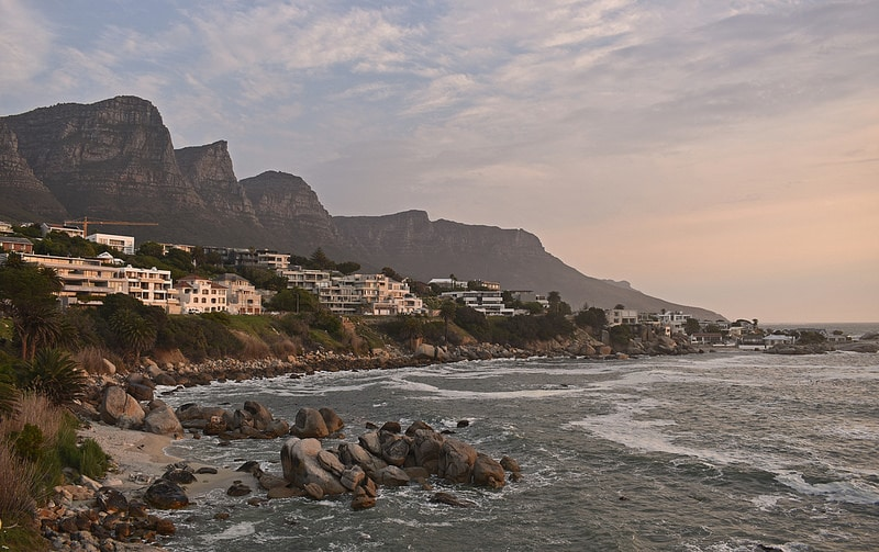 Camps Bay, best area to stay in Cape Town