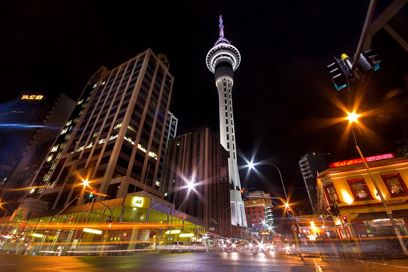 CBD, best area to stay in Auckland