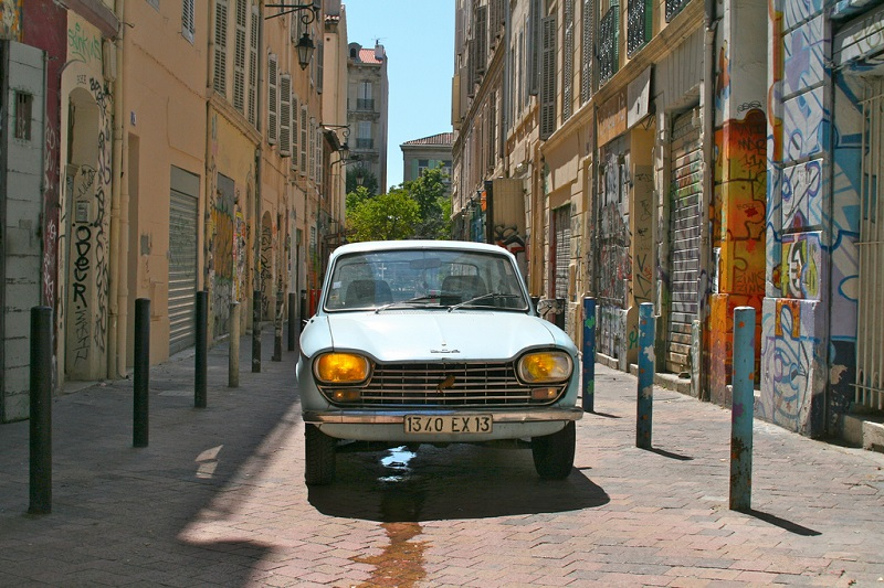 Cours Julien, best area to stay in Marseille