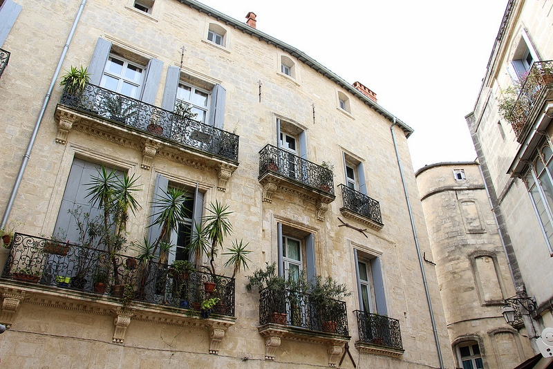 Ecusson, best area to stay in Montpellier
