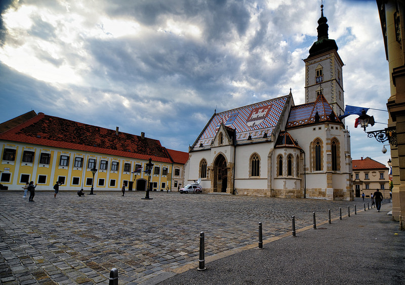 Gornji Grad, best area to stay in Zagreb