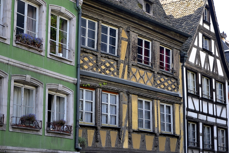 Krutenau, best area to stay in Strasbourg
