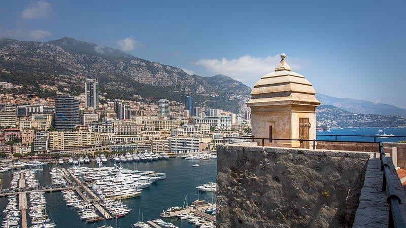 Monaco City, best area to stay in Monaco