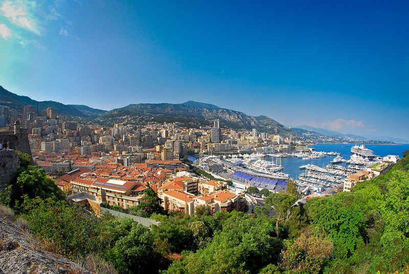 Monte Carlo, best area to stay in Monaco