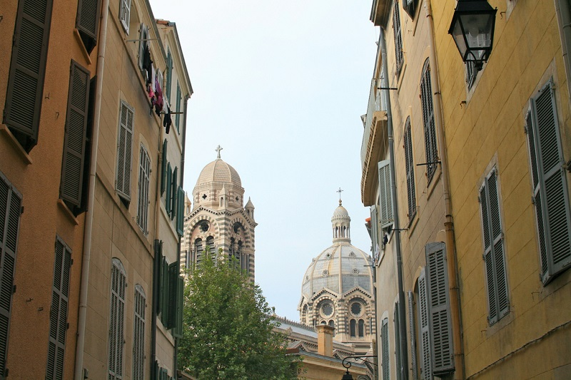 Le Panier, best area to stay in Marseille