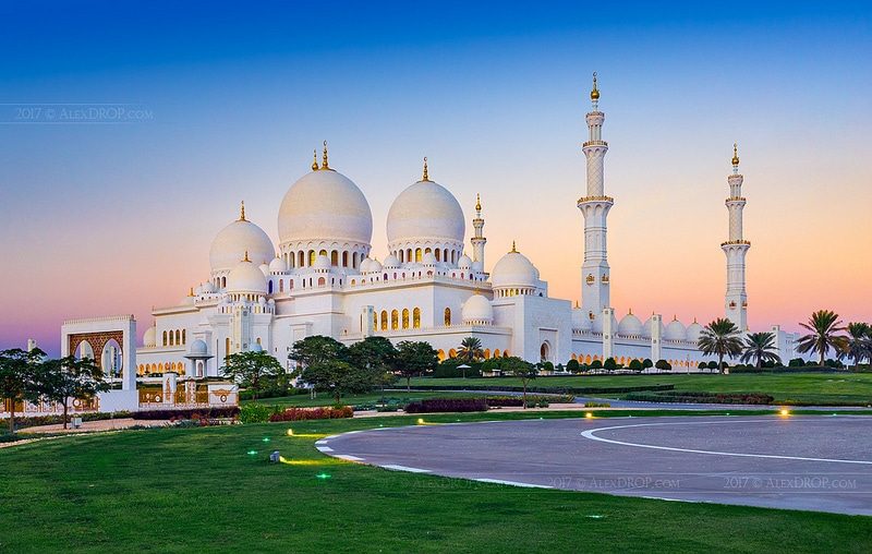 sheikh Zayed Mosque, best area to stay in Abu Dhabi