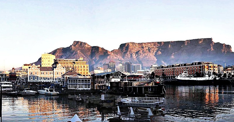 Waterfront, best area to stay in Cape Town