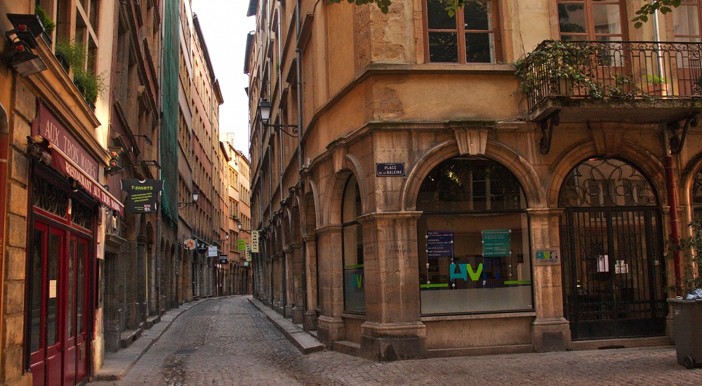 The best area to stay in Lyon