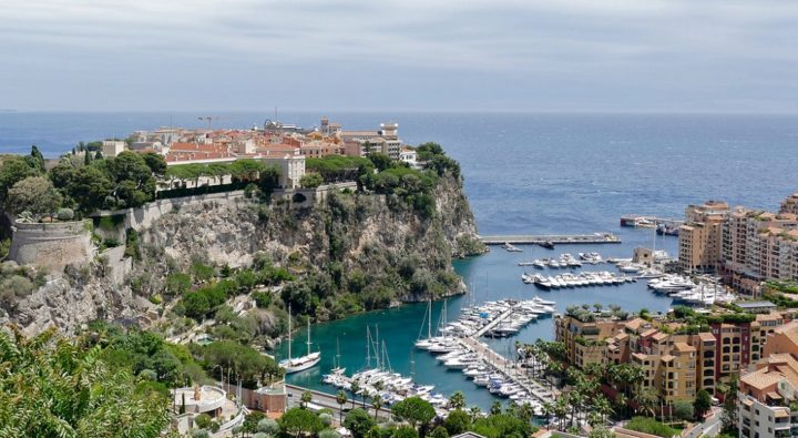 The best areas to stay in Monaco
