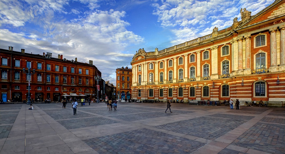 The best area to stay in Toulouse