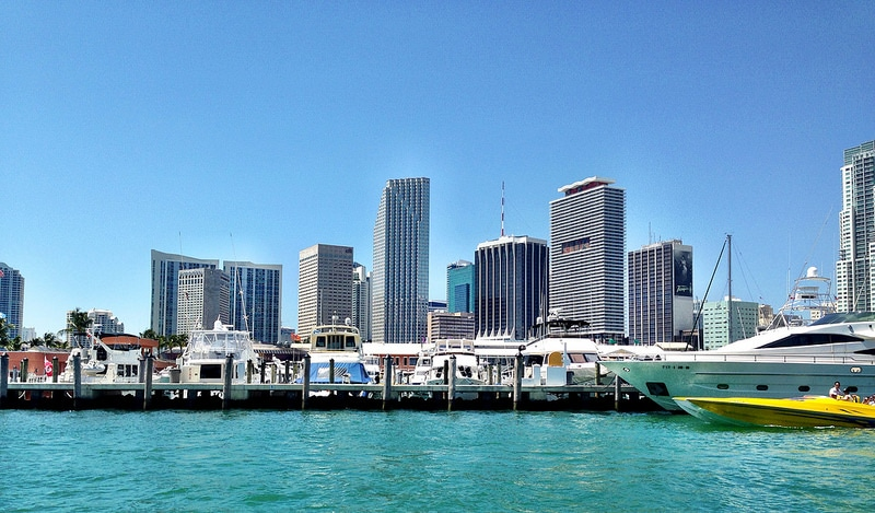 Downtown, best area to stay in Miami
