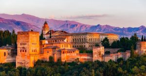 Visit the Alhambra in Granada