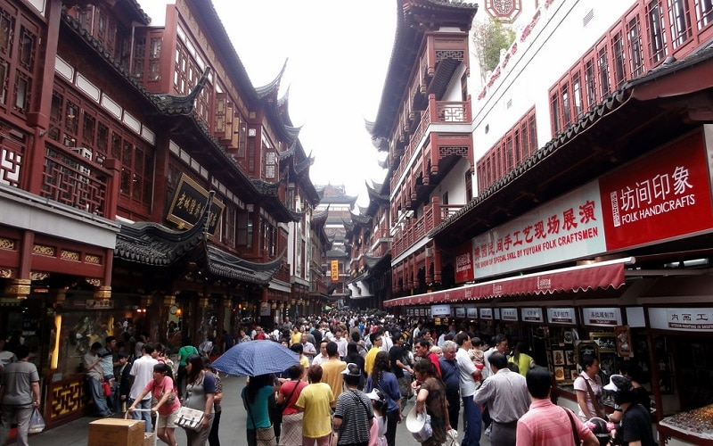 Huangpu, best area to stay in Shanghai