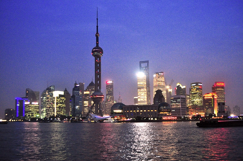 Pudong, best area to stay in Shanghai