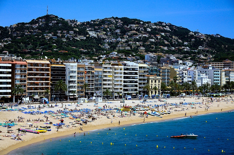 Stay in the center of Lloret de Mar