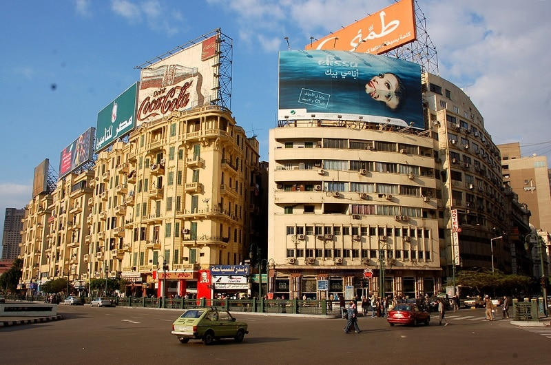 Stay in Central Cairo